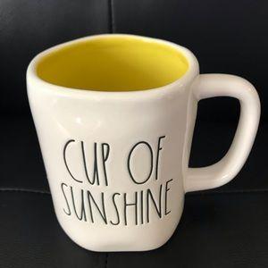 Rae Dunn Bad Cup of Sunshine Mug